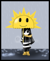 Only happy when it rains by CircusMonsters