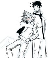 Shinsena doodle by Sogequeen2550
