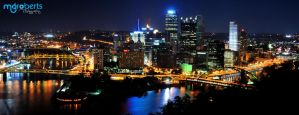 City Lights 4814 by mgroberts