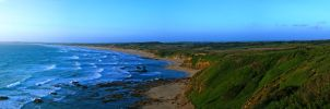 Woolamai Beach by TaGiRoCkS