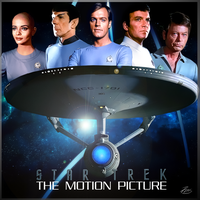 Star Trek The Motion Picture by PZNS