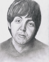 Paul McCartney by Richard-M-Williams