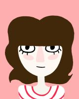 a picture of my sister by EGLemming