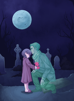 Daddy's Grave by ehcs