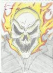 Ghost Rider by rustymuldoon