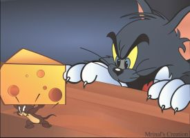 Tom And Jerry by marts7