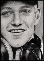 Sketch Card : NIALL HORAN by blessyo4