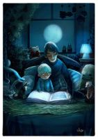 imaginary realms - bedtime story by shoze