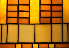Glass Texture stained lamp window amber yellow by TextureX-com