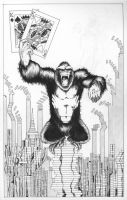 KingKong Poker arms last moves by guillomcool