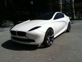 BMW concept romance - model by TonyWcK