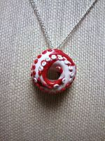 Christmas Tentacle Pendant 3 by KrakenFashion