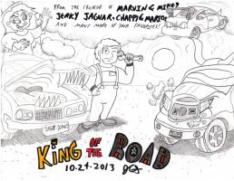King of the Road by Josiah-Shockency-JCS