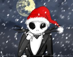 NBC - Jack Skellington by PunkXgal