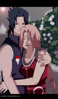 SasuSaku by Sarah927