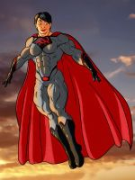Soviet Superwoman by LordDaroth by Soviet-Superwoman