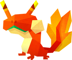 Magma Spume Redesign by Duckmuffin