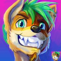 Urban Dingo - Icon by Kraden