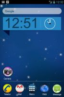 Android home screen by janosch500