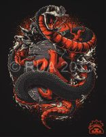 13th SERPENT by ruados