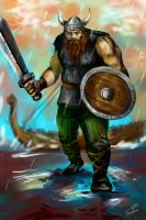 Viking by Ostrwy56