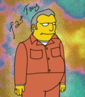 Fat Tony by Smellerbee