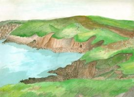 Sennen by clare13