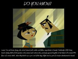 A Piece of Samurai Jack Trivia by timbox129