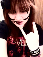 Never Give In by Kristin-BVB-Fan