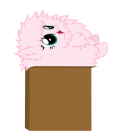 Fluffle Puff In A Box by chanceH96