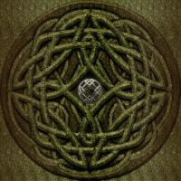 Celtic round Ornament by NIHIL-XIII