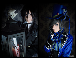 Black Butler by Guzzardi