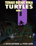 CG Turtles Cover by MightyMoose