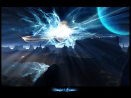 SuperNova ++wallpaper++ by vissroid