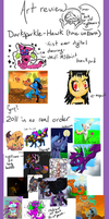 Art Review by Crazy-Luna
