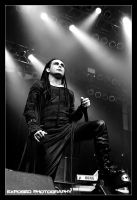 Cradle of Filth - Earthshaker by wohli
