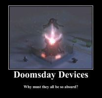 Doomsday Devices by ChapterAquila92