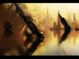 Scorched Atmosphere by Cluly