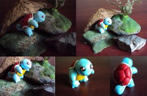 Squirtle by chow-marco