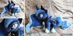 Princess Luna S2 Custom Plushie by LiChiba