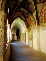 Cloister - Chiostro 2 by Sergiba