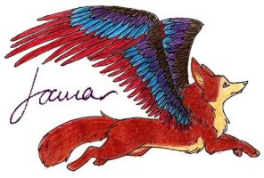 Apa'ala in Flight by Joava