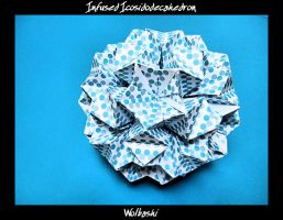 Infused Icosidodecahedron by wolbashi
