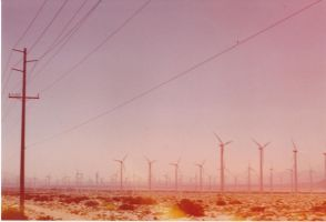 Wind Power by MegaBunneh