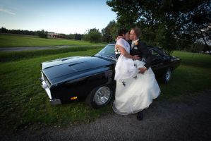 Bride and Groom 2 by RLPhotographs
