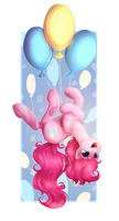 Balloons! by PeachMayFlower