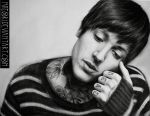 Oliver Sykes by Nheori