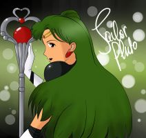 Sailor Pluto by spike110