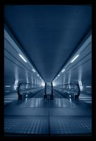 Terminal Three Travelator... by CommanderDex
