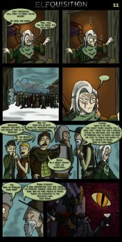 Dragon Age: Elfquisition - Page 11 by Silfae